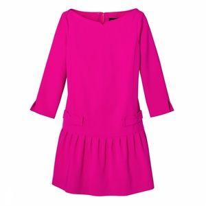 Victoria Beckham for Target Dresses - Victoria Beckham Target Fuscia Drop Waist Dress